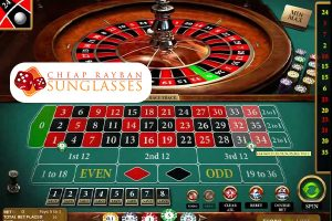 Tampilan Betting Roulette Casino Online